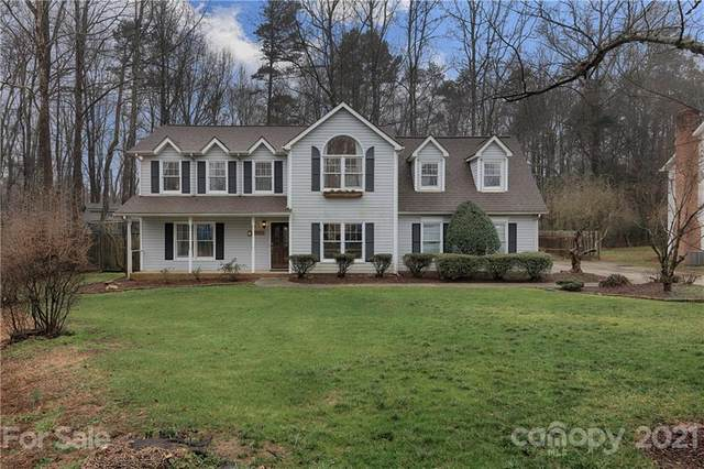 8902 Hunters Pointe Drive, Huntersville, NC 28078 (#3702420) :: LePage Johnson Realty Group, LLC