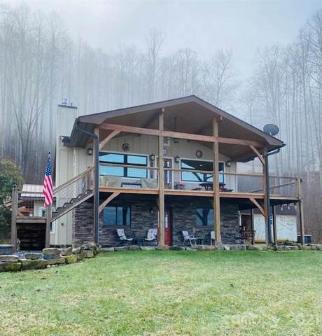 696 Lick Log Road, Sylva, NC 28779 (#3702432) :: Stephen Cooley Real Estate Group
