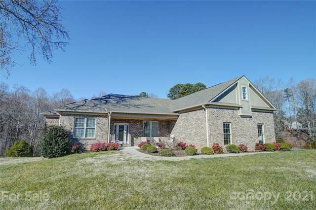 144 Savannah Crossing Drive, Mooresville, NC 28115 (#3702433) :: Stephen Cooley Real Estate Group