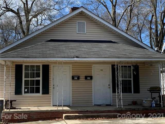 523 N Rose Avenue, Kannapolis, NC 28083 (#3702460) :: Odell Realty