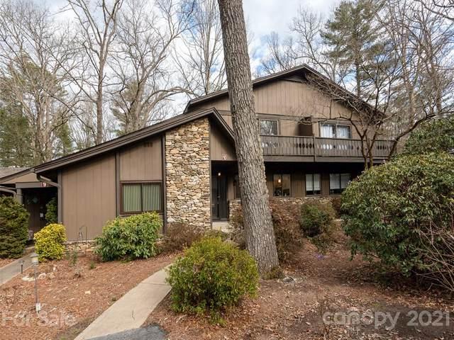 88 Laurelwood Circle #10, Hendersonville, NC 28791 (#3702468) :: Exit Realty Vistas