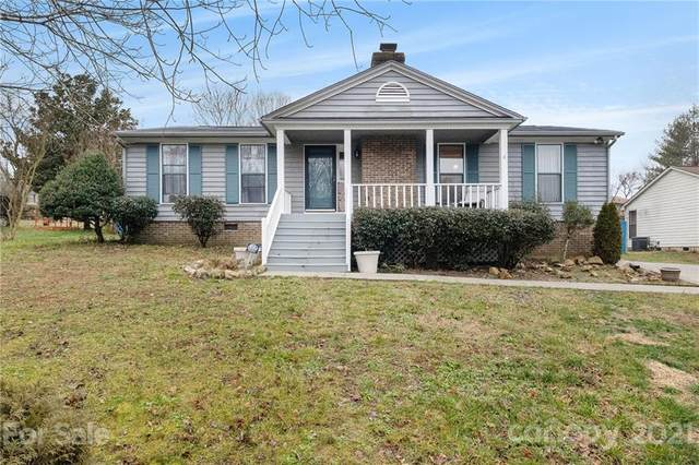 11233 Mallard Crossing Drive, Charlotte, NC 28262 (#3702469) :: Home and Key Realty