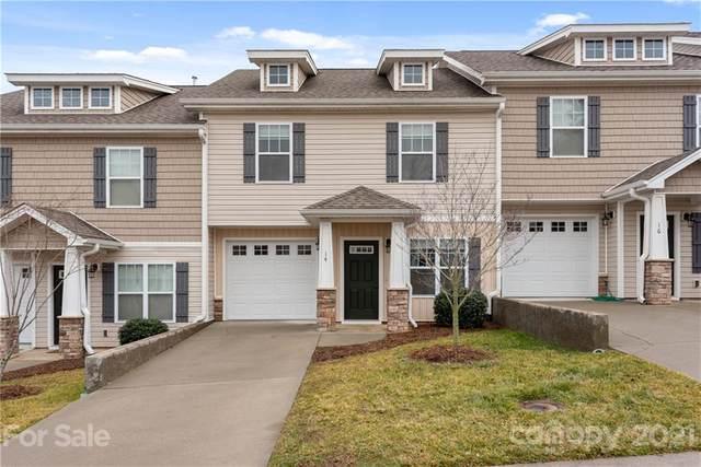 14 Barnett Shoals Drive, Weaverville, NC 28787 (#3702487) :: Keller Williams Professionals