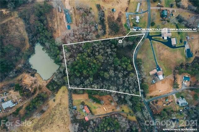 0000 Old Nc 20 Highway, Alexander, NC 28701 (#3702514) :: Keller Williams Professionals