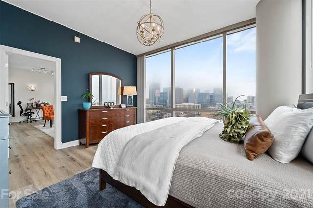 315 Arlington Avenue #1401, Charlotte, NC 28203 (#3702529) :: BluAxis Realty