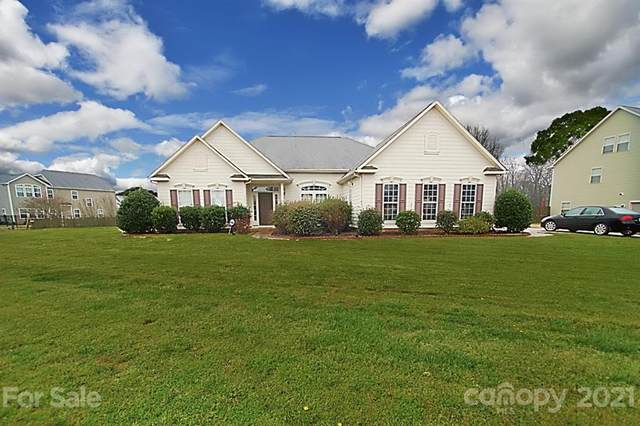 4515 Oconnell Street, Indian Trail, NC 28079 (#3702642) :: Carver Pressley, REALTORS®