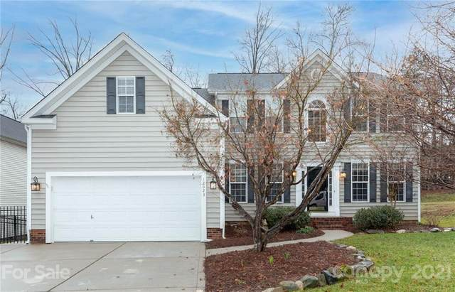 12023 Stone Forest Drive, Pineville, NC 28134 (#3702701) :: LePage Johnson Realty Group, LLC