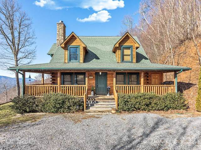 195 Justin Ridge, Clyde, NC 28721 (#3702742) :: High Performance Real Estate Advisors