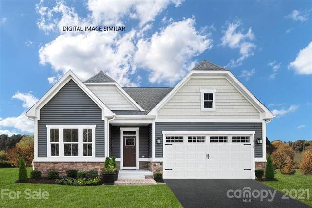 1303 Augustus Beamon Drive #71, Indian Trail, NC 28079 (#3702743) :: Stephen Cooley Real Estate Group