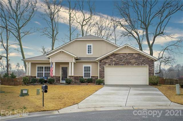 805 Scenic Way, Matthews, NC 28104 (#3702797) :: Stephen Cooley Real Estate Group