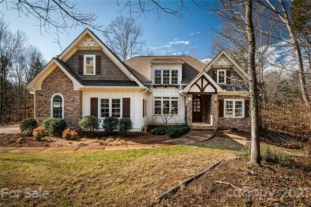 153 Huntington Ridge Place, Mooresville, NC 28115 (#3702849) :: MOVE Asheville Realty