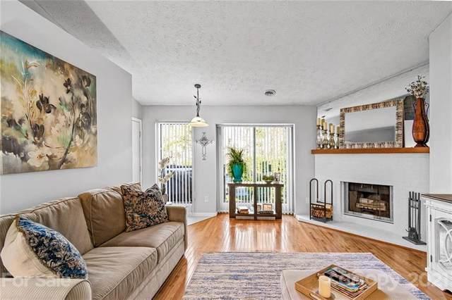 2 Ravencroft Lane, Asheville, NC 28803 (#3702881) :: High Performance Real Estate Advisors