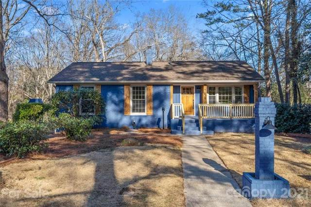 7639 Woodstream Drive, Charlotte, NC 28210 (#3702933) :: Rhonda Wood Realty Group
