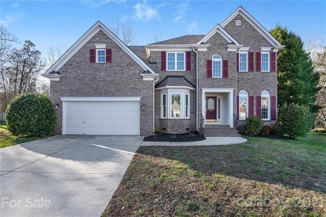 14014 Wolf Den Lane, Charlotte, NC 28277 (#3702960) :: Home and Key Realty