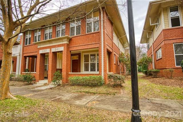 541 9th Street, Charlotte, NC 28202 (#3703016) :: High Performance Real Estate Advisors