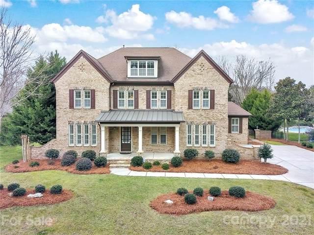 3215 Lakehurst Crossing, Matthews, NC 28104 (#3703027) :: Love Real Estate NC/SC