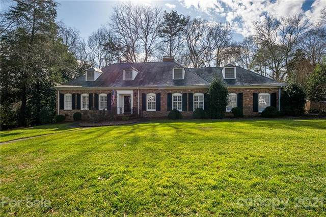 3500 Tinkerbell Lane, Charlotte, NC 28210 (#3703046) :: Keller Williams South Park