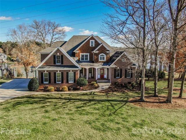 165 Mariner Pointe Lane, Mooresville, NC 28117 (#3703059) :: Burton Real Estate Group