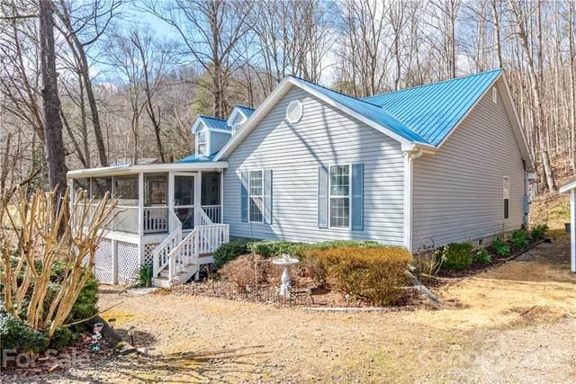 121 Cobblestone Drive, Waynesville, NC 28786 (#3703064) :: DK Professionals Realty Lake Lure Inc.