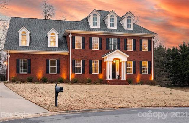 2651 Aspen Terrace, Rock Hill, SC 29732 (#3703075) :: Austin Barnett Realty, LLC