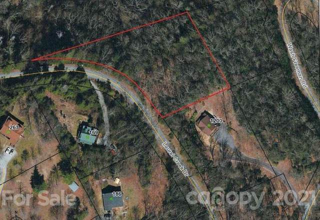TBD Laurel Creek Drive #17, Hendersonville, NC 28792 (#3703105) :: The Mitchell Team