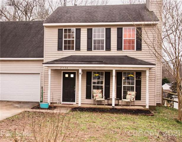 2538 Evermore Circle, Kannapolis, NC 28081 (#3703164) :: Home and Key Realty
