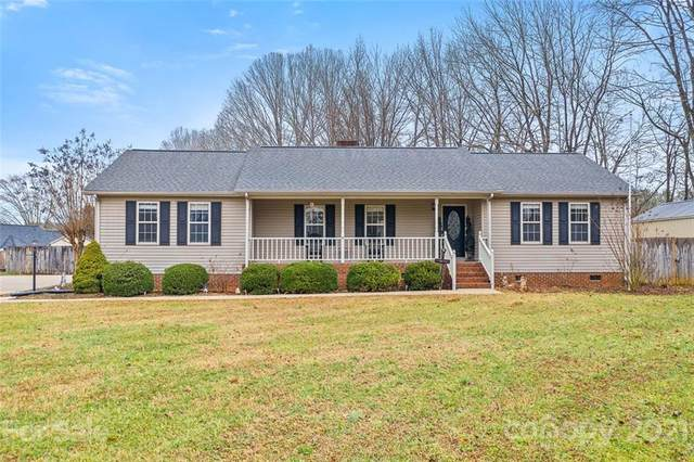 170 Knights Place, Salisbury, NC 28146 (#3703182) :: Home and Key Realty