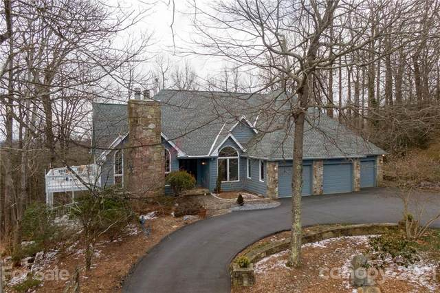 132 Poplar Loop Drive, Flat Rock, NC 28731 (#3703186) :: Home and Key Realty