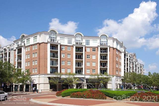 4620 Piedmont Row Drive #401, Charlotte, NC 28210 (#3703215) :: High Performance Real Estate Advisors