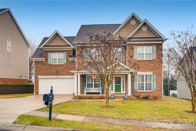 209 Margaret Hoffman Drive, Mount Holly, NC 28120 (#3703254) :: Home and Key Realty