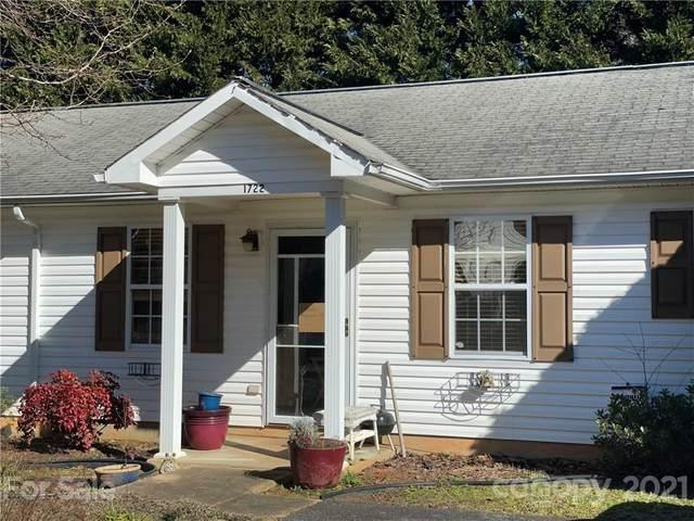 1722 18th Avenue B2, Hickory, NC 28601 (#3703260) :: Exit Realty Vistas