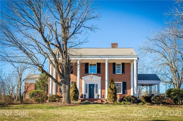 1105 E Union Street, Morganton, NC 28655 (#3703336) :: LePage Johnson Realty Group, LLC