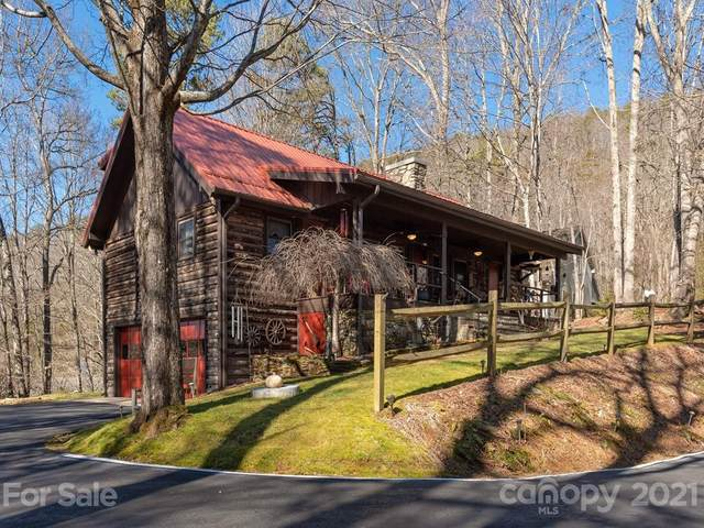 255 Mine Mountain Drive, Pisgah Forest, NC 28768 (#3703440) :: MOVE Asheville Realty