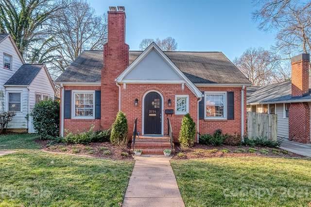 2116 Shenandoah Avenue, Charlotte, NC 28205 (#3703444) :: MOVE Asheville Realty