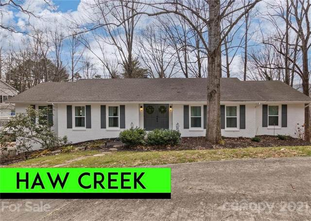 12 Parkview Drive, Asheville, NC 28805 (#3703622) :: MOVE Asheville Realty