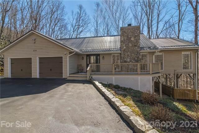 536 Wildcat Mountain Road, Waynesville, NC 28786 (#3703633) :: Burton Real Estate Group