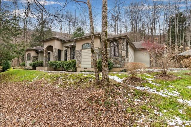 75 Sweetwater Lane, Waynesville, NC 28786 (#3703640) :: MOVE Asheville Realty