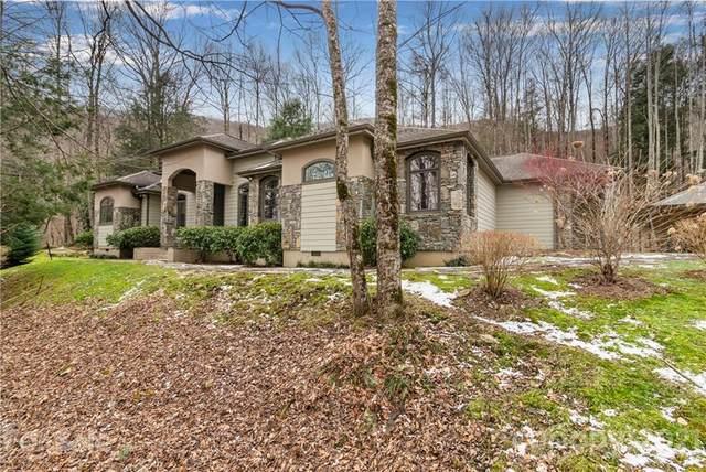 75 Sweetwater Lane, Waynesville, NC 28786 (#3703640) :: Lake Wylie Realty