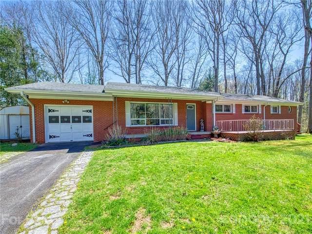 720 Iron Duff Road, Waynesville, NC 28785 (#3703692) :: Keller Williams Professionals