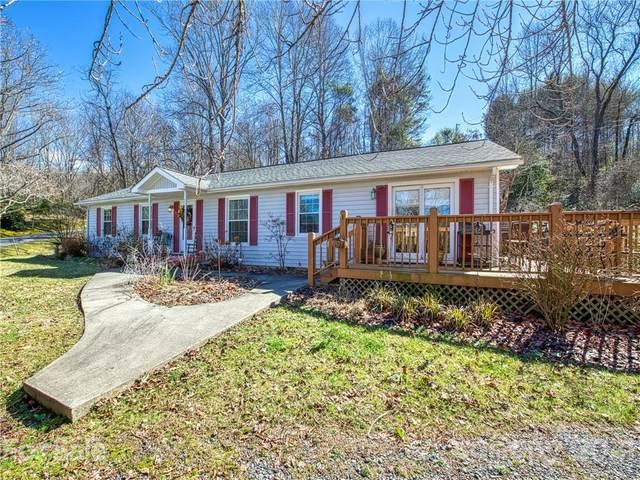160 Holly Hills Road, Sylva, NC 28779 (#3703714) :: High Performance Real Estate Advisors
