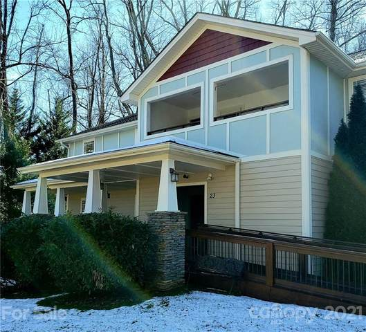 23 Catawba Street D, Asheville, NC 28801 (#3703751) :: Modern Mountain Real Estate