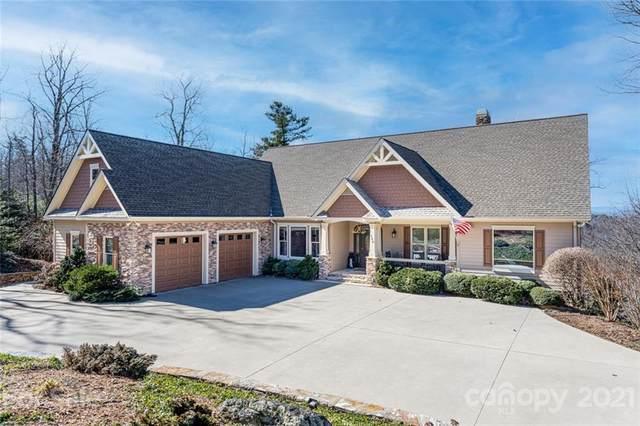 140 Tarnhill Drive, Flat Rock, NC 28731 (#3703870) :: MOVE Asheville Realty