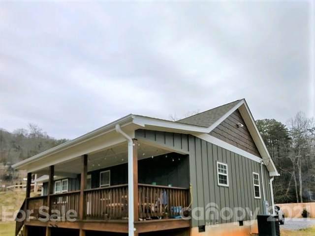 67 Santa Rosa Drive #7, Sylva, NC 28779 (#3703902) :: Home and Key Realty