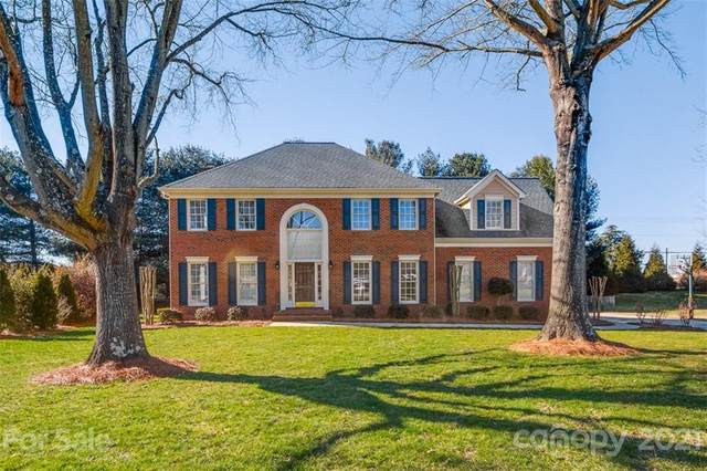 9901 Lariat Court, Huntersville, NC 28078 (#3703980) :: LKN Elite Realty Group | eXp Realty