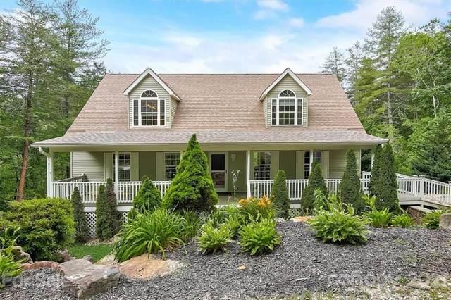202 Oak Ridge Drive, Brevard, NC 28712 (#3703990) :: MartinGroup Properties