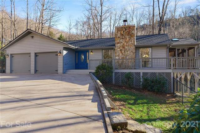 482 Wildcat Mountain Road, Waynesville, NC 28786 (#3704001) :: DK Professionals Realty Lake Lure Inc.