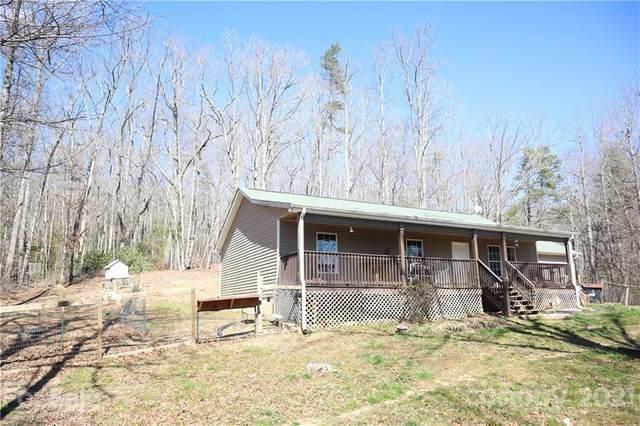 115 W Huckleberry Road, Hendersonville, NC 28792 (MLS #3704007) :: RE/MAX Journey
