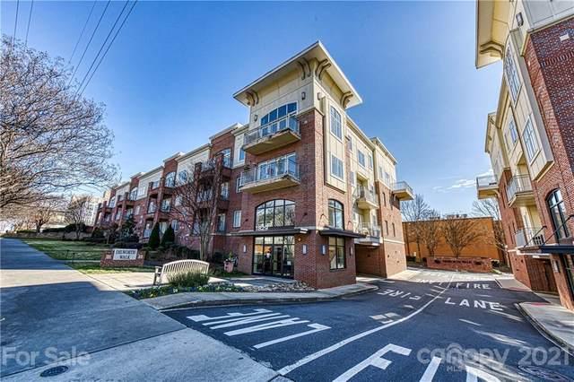1829 Kenilworth Avenue #302, Charlotte, NC 28203 (#3704008) :: MOVE Asheville Realty