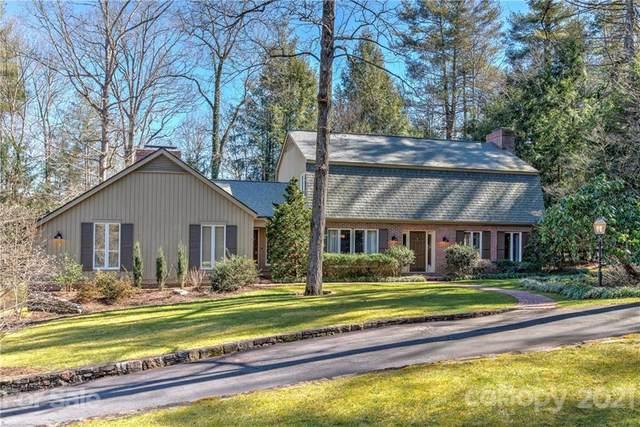 101 Pheasant Run, Hendersonville, NC 28739 (#3704012) :: Mossy Oak Properties Land and Luxury