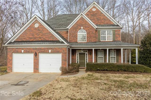 180 Winter Flake Drive L10, Statesville, NC 28677 (#3704083) :: Bigach2Follow with Keller Williams Realty